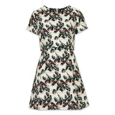 8 Fall/Winter 2014 Trends You Can Wear Now - Topshop Dress from #InStyle
