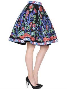 Beautiful floral #skirt.