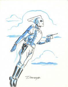 The Rocketeer by Darwyn Cooke