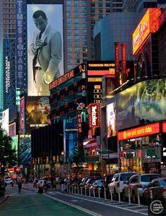 NYC. Manhattan. Times Square