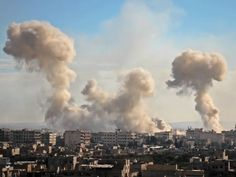 'It's not a war. It's a massacre': scores killed in Syrian enclave The Siege, Our World, What Is Like, Seattle Skyline, Survival, Death, Clouds, Outdoor, Damascus