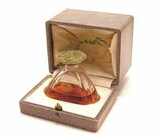 1910s Unknown Gaillard Perfume Bottle for Clamy