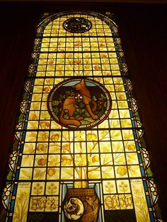 Interior of Poynter Room in the V&A cafe, London. (10) - Arts and Crafts movement - Wikipedia, the free encyclopedia