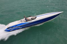 Florida Powerboat Club - 38' Fountain Fever SO WELL WORTH IT