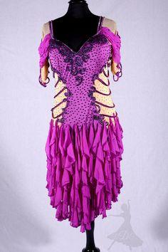 9cd533614fbe0 38 Best Rhythm Beginner Ballroom Dresses images | Ball dresses ...