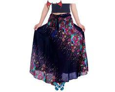 Dark Blue Women's Long Maxi Skirt  Bohemian Gypsy Hippie | Etsy Dark Blue Women's Long Maxi Skirt Bohemian Gypsy Hippie | Etsy<br> Hippie Style Clothing, Hippie Outfits, Boho Fashion, Fashion Outfits, Plus Size Skirts, Long Maxi Skirts, Dress Outfits, Dresses, Dress Clothes
