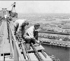 Sydney Harbour Bridge Painting
