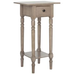 @Overstock - Safavieh Cape Cod Grey Night Stand - Add function to your bedroom with these contemporary gray night stands from Safavieh. With a drawer and bottom shelf, this stand is constructed from sturdy pine wood. The shaped legs and contemporary finish will add character to your space.  http://www.overstock.com/Home-Garden/Safavieh-Cape-Cod-Grey-Night-Stand/6971923/product.html?CID=214117 $129.59
