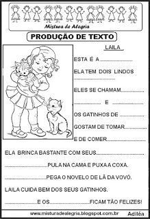 Produção A30, Coloring Pages For Kids, Games For Kids, Professor, Literacy, Homeschool, Journal, Activities, Writing