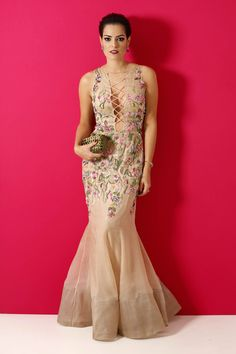 Mariah Bernardes Vestido: Vivaz Brasil
