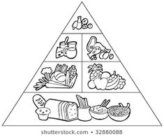 Health Education, Kids Education, Science Models, Strawberry Nutrition Facts, Nutrition Month, Food Pyramid, Pink Orchids, Free Hd Wallpapers, Christmas Paintings
