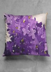 Lilac Pillow: What a beautiful product!