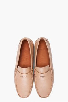 Beige Classic Loafers - Givenchy
