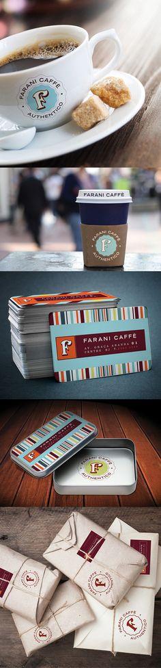 FARANI CAFFÉ - By Muffa Comunicação / Rio de Janeiro - Brasil / muffa.com.br