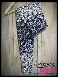 Laced in Blue - Legging Army    Shipping is always free in the USA.  http://leggingarmy.com/#KimzLeggings