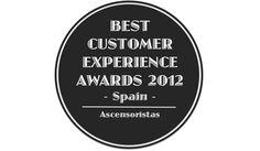 Best Customer Experience Awards, Spain 2012, Categoria Ascensoristas