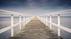 Malmö Pier http://mabrycampbell.com #image #photo #pier #mabrycampbell #longexposure #seascape #photography #malmo #sweden #color #seascape