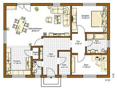 - Small Home Exterior House Layout Plans, House Layouts, Small Floor Plans, House Floor Plans, Bungalows, Craftsman Floor Plans, Small House Exteriors, Future House, My House