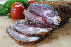 Мобильный LiveInternet Сыровяленое мясо дома (вялится прямо в холодильнике) А вкус! М-м-м! | галина5819 - Дневник галина5819 |