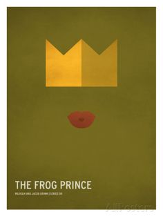 The Frog Prince Posters by Christian Jackson at AllPosters.com