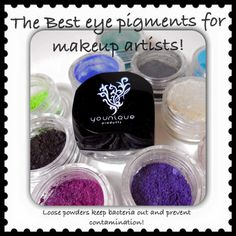 The best eye shadows for make-up artists