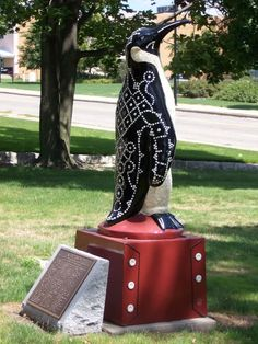 Penguin, Youngstown State University - Youngstown, Ohio