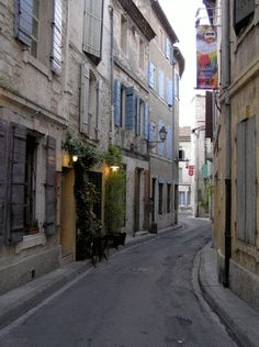 St. Remy de Provence, France- Where Van Gogh painted Starry Night