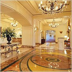 Ritz Carlton Hotel in Sarasota, Florida. If I was getting married, this would be the place to do it!
