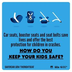 HOW DO YOU KEEP YOUR KIDS SAFE? http://ift.tt/1h6EsOQ #therightseat #pin