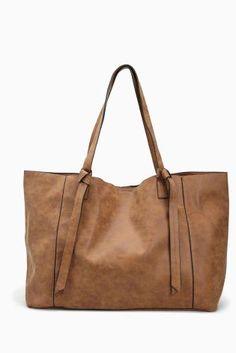 Buy Tan Casual Shopper Bag from Next Croatia