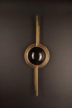 Gaze Wall Lamp / Losh Design