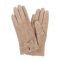 Very sophisticated dust gloves