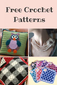 Free CrochetPatterns   ×Proofread (1)