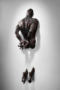 Sculptures by Matteo Pugliese | http://inagblog.com/2016/06/matteo-pugliese-update/ | #art #sculpture #installation
