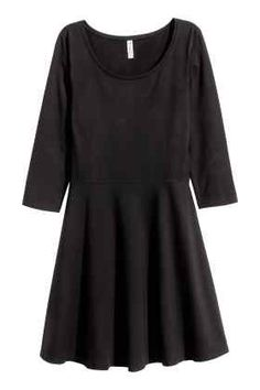 H&M Vestido de jersey
