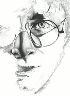pencil sketches harry potter - Google Search