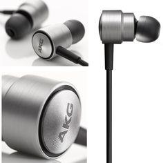 AKG K391NC Sports Headphones, Audio Headphones, Audio Speakers, Akg, Brushed Metal, Docking Station, Loudspeaker, Audiophile, Product Design