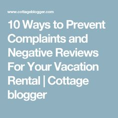 Vacation Rental Copywriting Hacks  Vacation Rental Management