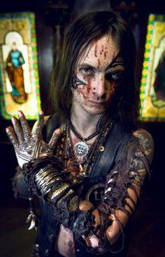 Erik Danielsson of Watain Black Metal, Satanic Rituals, Famous Musicians, Metal Fashion, Thrash Metal, Post Punk, Metalhead, Death Metal, Nocturne