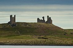 Dunstanburgh Castle by Paul Cullen Photography, via Flickr  with <3 from JDzigner www.jdzigner.com