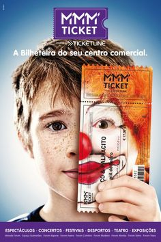 MMM Ticket: Clown | Ads of the World™