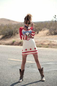 American beauty || USA baby