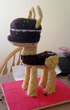 In The Name Of Cake: My Little Pony Cake