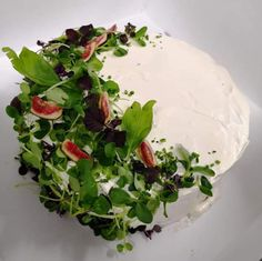Voileipäkakku Vegan Vegetarian, Foodies, Cabbage, Baking, Vegetables, Party, Ideas, Bakken, Cabbages