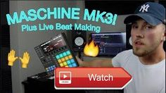 New Maschine MK Chill Hip Hop Beat Making NI Maschine Jam Komplete Kontrol S  I preordered my maschine mk I can't wait to get mine and start cookin up some heat Anyways I hope you guys enjoyed