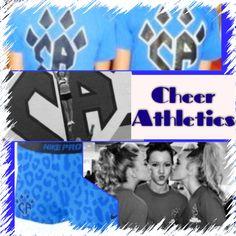 I am so glad I'm on cheer athletics frisco but I wish I cheer with Jamie Andries and Payton Mabry