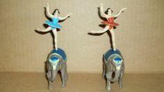 ($12b, 3.5ship)Beton Circus Elephants Dancing Girls | eBay