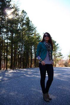 hiking in stilettos