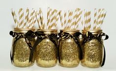 Mason Jar Centerpiece Wedding Centerpiece Graduation Party