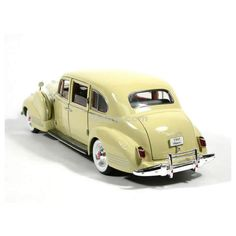 1941 Packard Limousine diecast model car 1 18 scale die cast by... ($60) ❤ liked on Polyvore